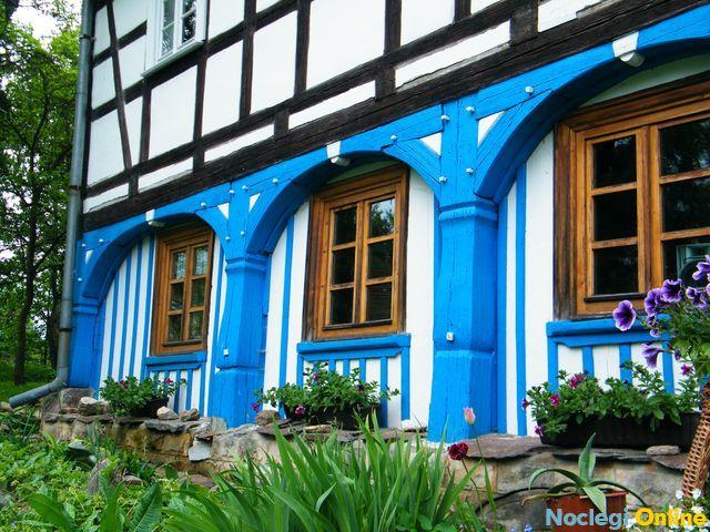 Dom Przysłupowy Educare w Wolimierzu