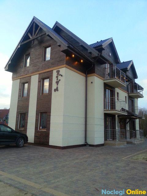 Apartamenty Riva Jastrzębia Góra