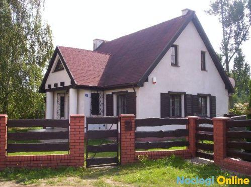 Dom na Mazurach ZBYCHÓWKA