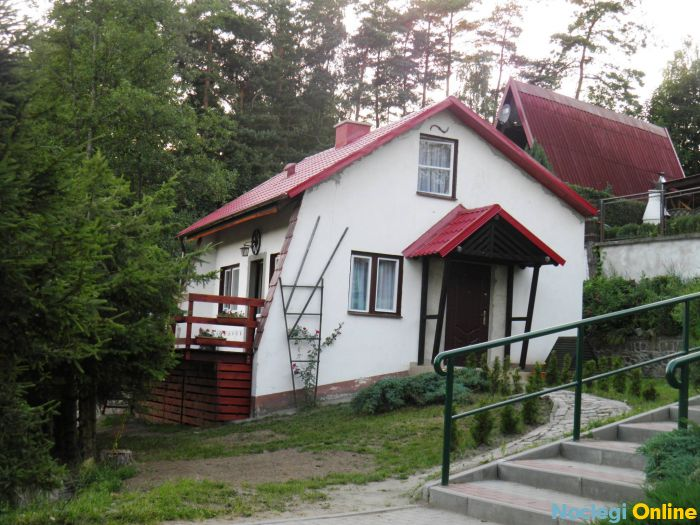 Domek nad Brdą
