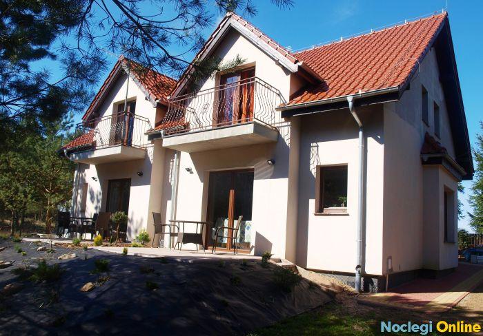 Dom na jeziorem na Mazurach Święta_ferie zimowe
