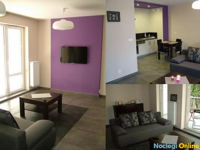 Apartament WYSPA SOLNA