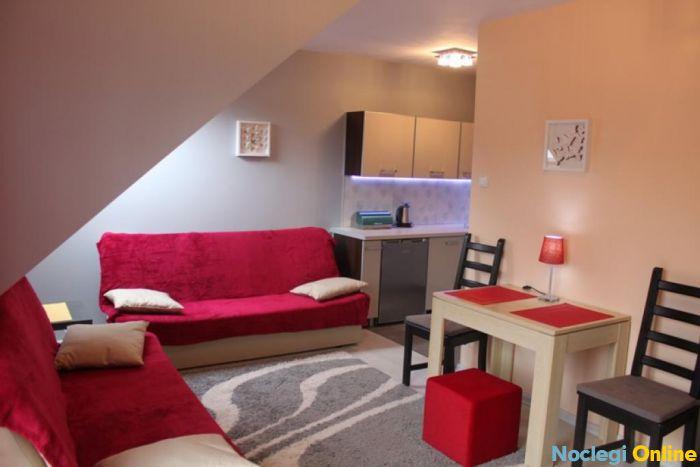 Apartament Motyle