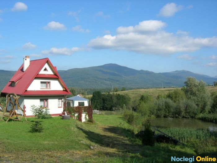 Domek Bobelina w Bieszczadach Wysokich