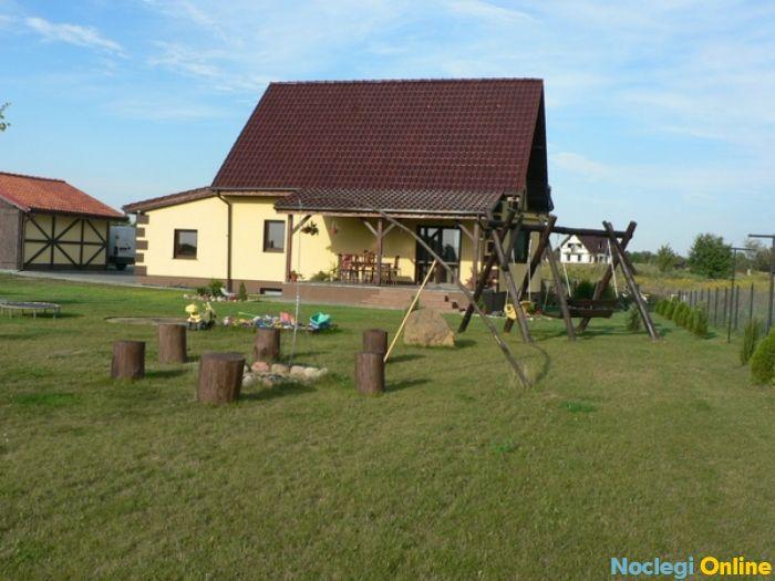 Całoroczny dom na Mazurach