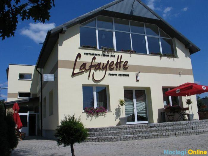 Restauracja LAFAYETTE  - pokoje Gościnne