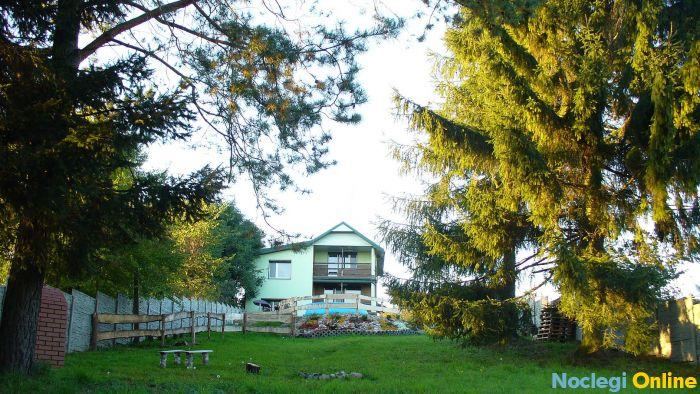Zielony Domek Pokoje Gościnne