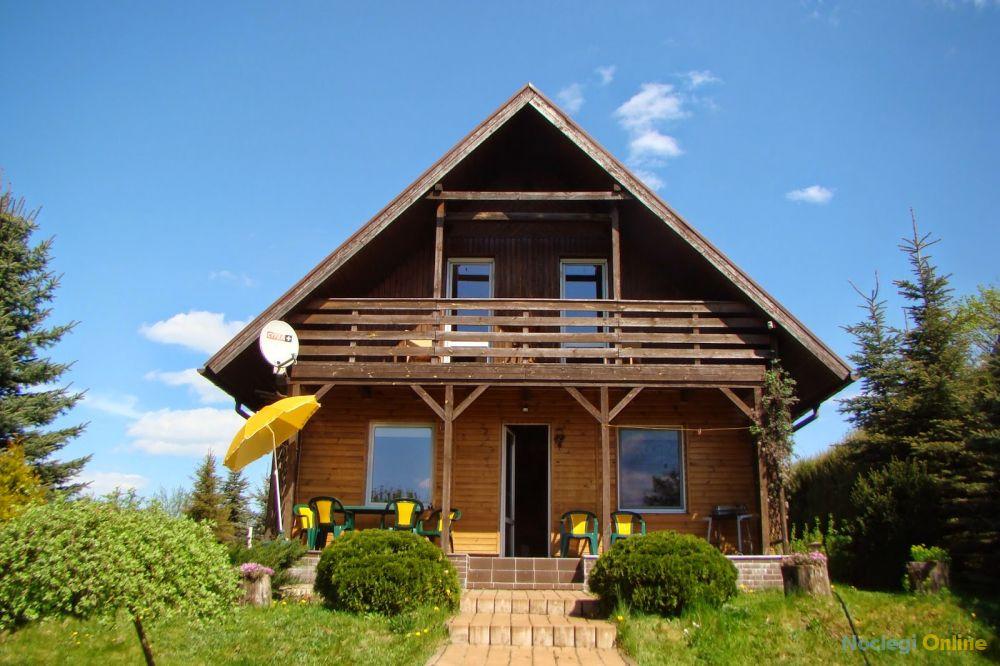 Dom nad jeziorem
