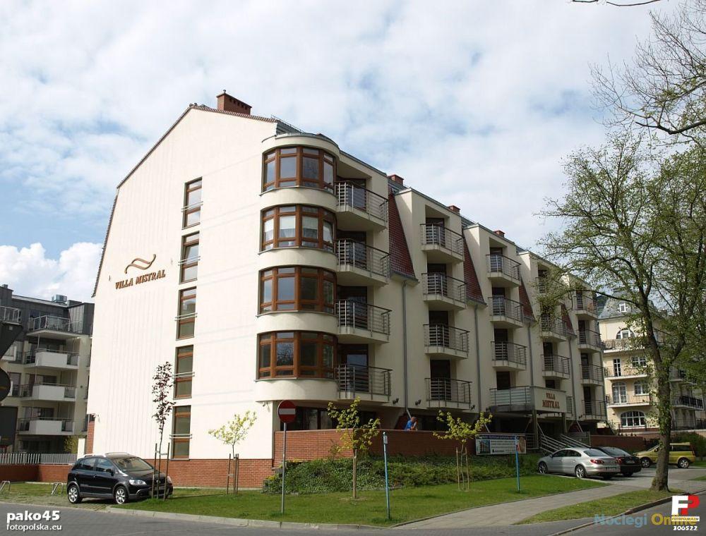 Villa Mistrall apartamenty
