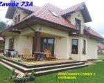 Domki letniskowe i pokoje gościnne w Bieszczadach