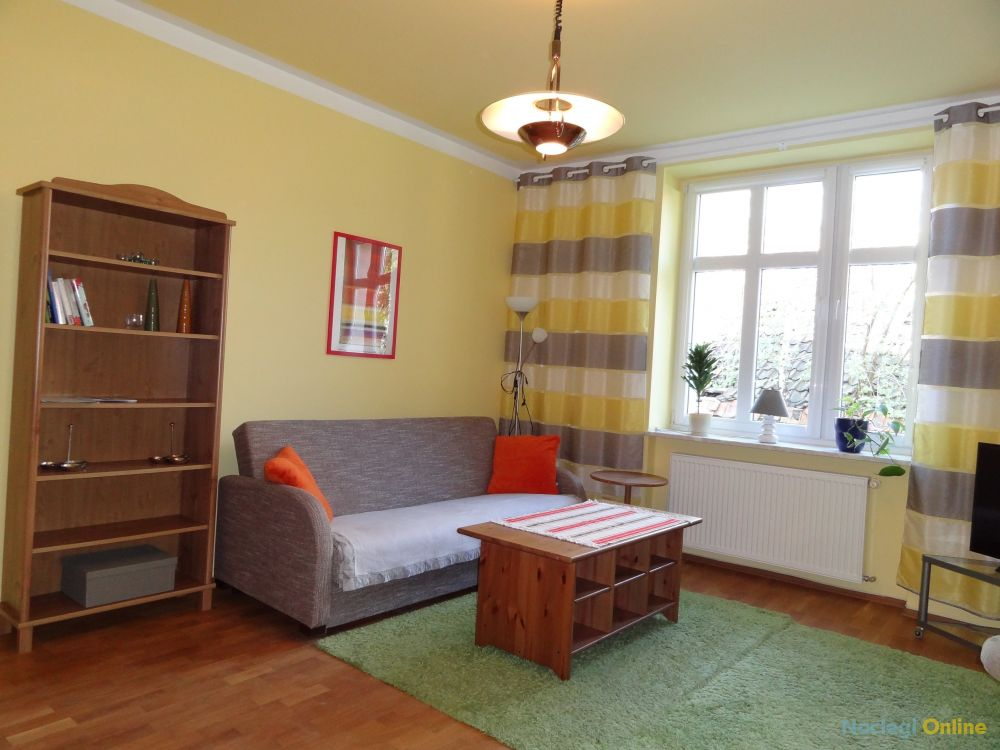 Apartament Mieszko blisko morza