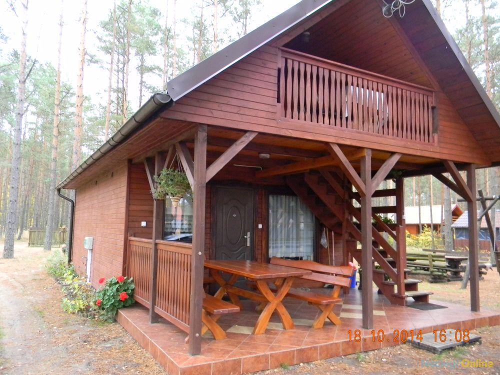 Noclegi u Kamyka - Bory Tucholskie, domki, kwatery, apartamenty