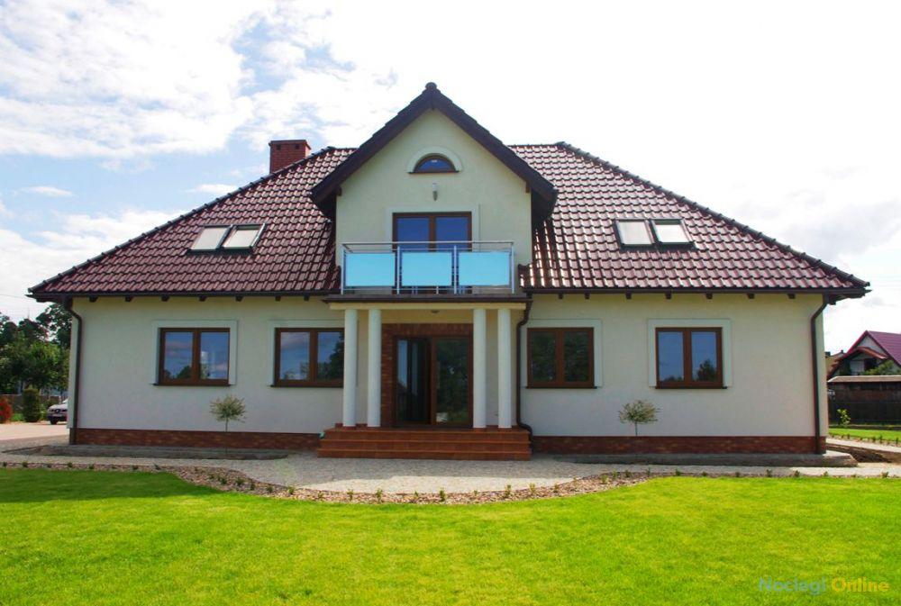 Noclegi - Pokoje Bursztynowy Dworek- Żarnowska - Łeba