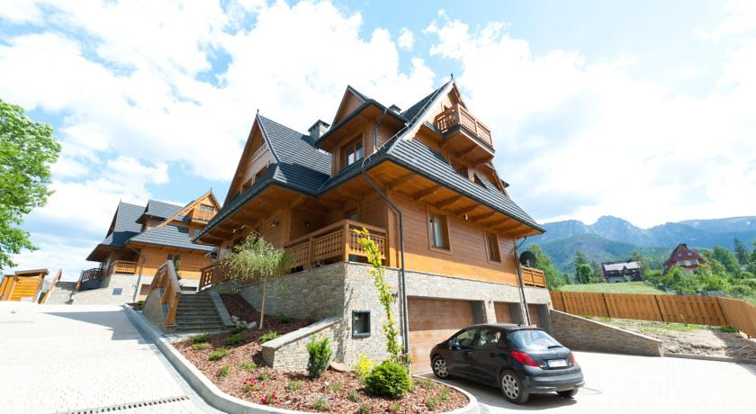 Apartamenty Sun & Snow Resorts Lipki Park Zakopane