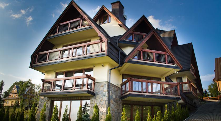 Apartament M5 Zakopane