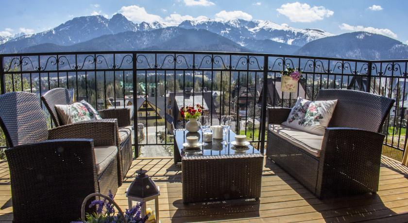 Apartamenty Tatra View