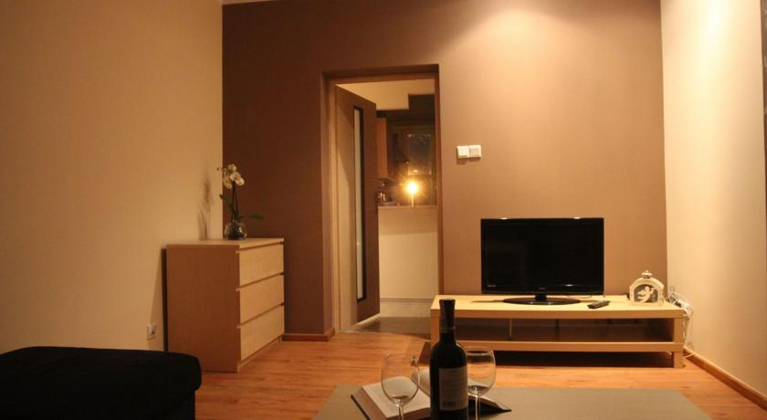 Apartament Żuraw