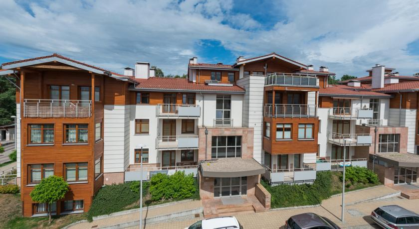 Apartamenty Apartinfo Neptun Park