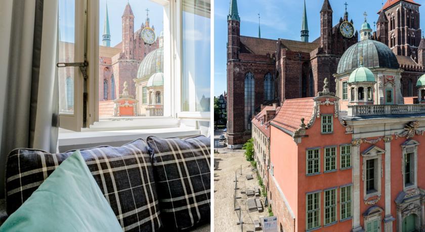 Rent a Flat apartments - Mariacka St.