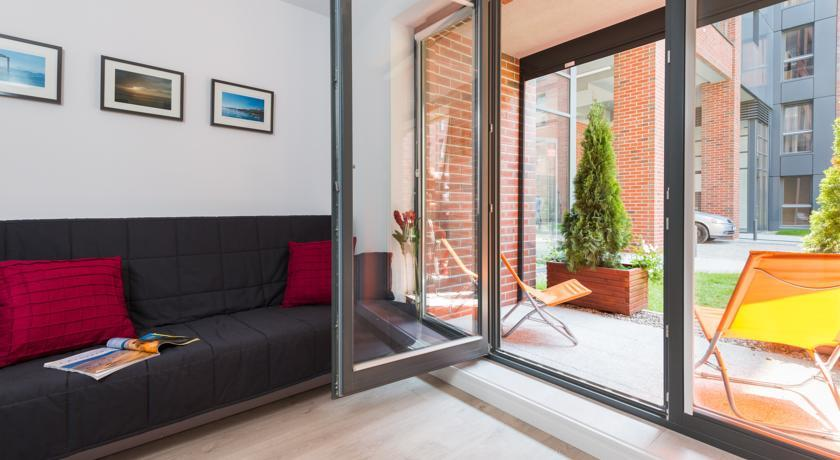 Apartamenty Apartinfo Browar Gdańsk