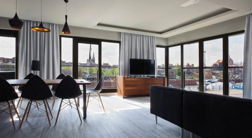 Apartamenty Flatinfo Szafarnia & Waterlane