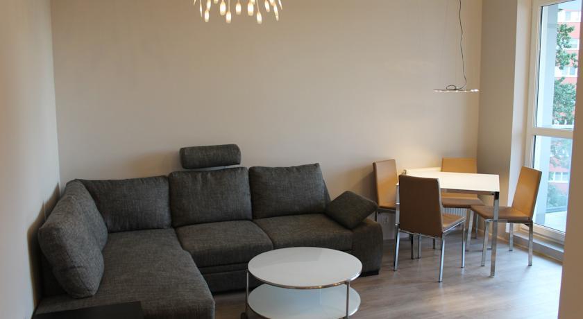 Apartament Arena Holiday Gdańsk