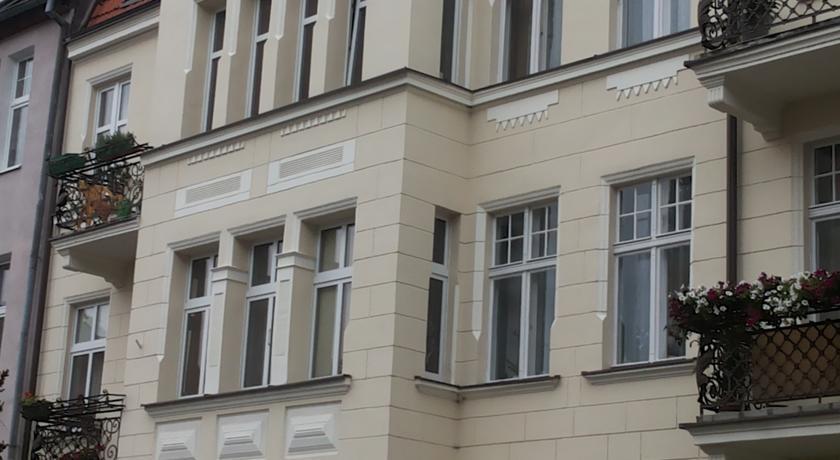 Atrakcyjne Mieszkanie w Sercu Gdańsk