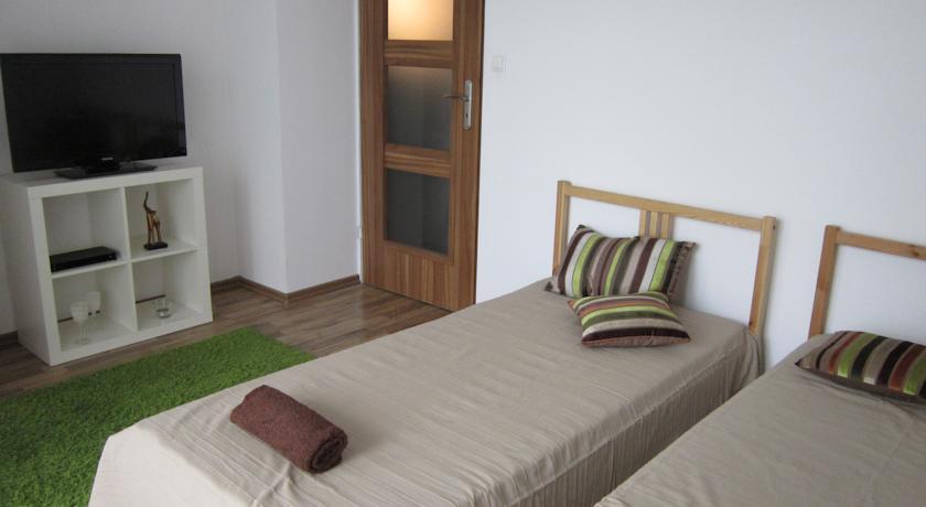 Apartament Słonimskiego 5