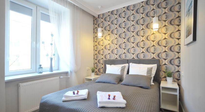 Apartament Grand-Tourist Heweliusza