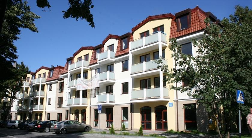 Apartamenty Apartinfo Sopot Center