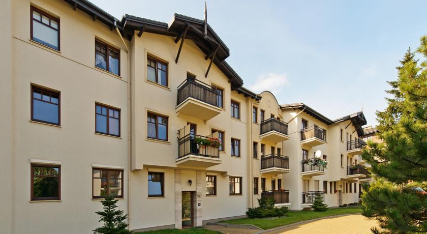 Apartamenty Sun&Snow Karlikowski Młyn
