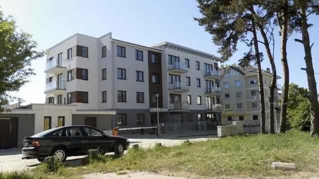 Apartamenty Apartinfo Centrum Władysławowo