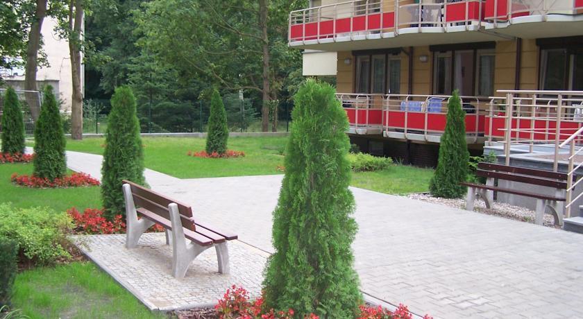 Apartamenty Aga Blisko Morza