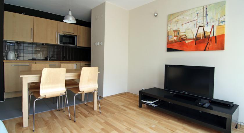 Apartament Skwer