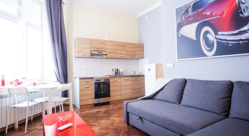 Apartamenty Odyssey Krakow