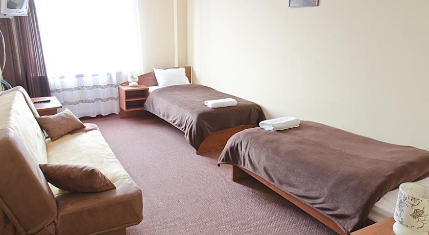 Hotel Mistrzów