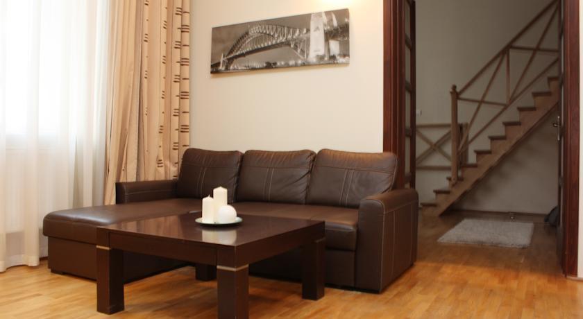 Dragon Apartments Bernardyńska
