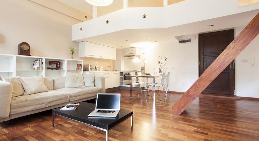 DaVinci Radziwiłłowska Apartments