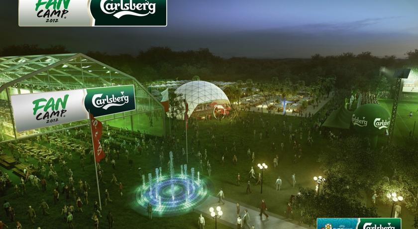 Carlsberg Fancamp - Poznań