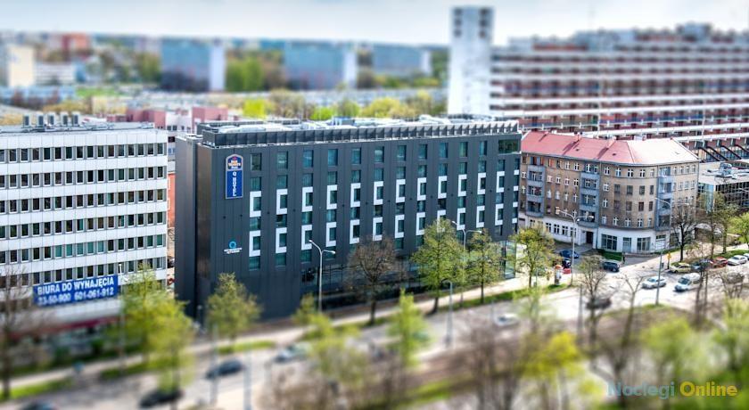 BEST WESTERN PLUS Q Hotel Wrocław ****