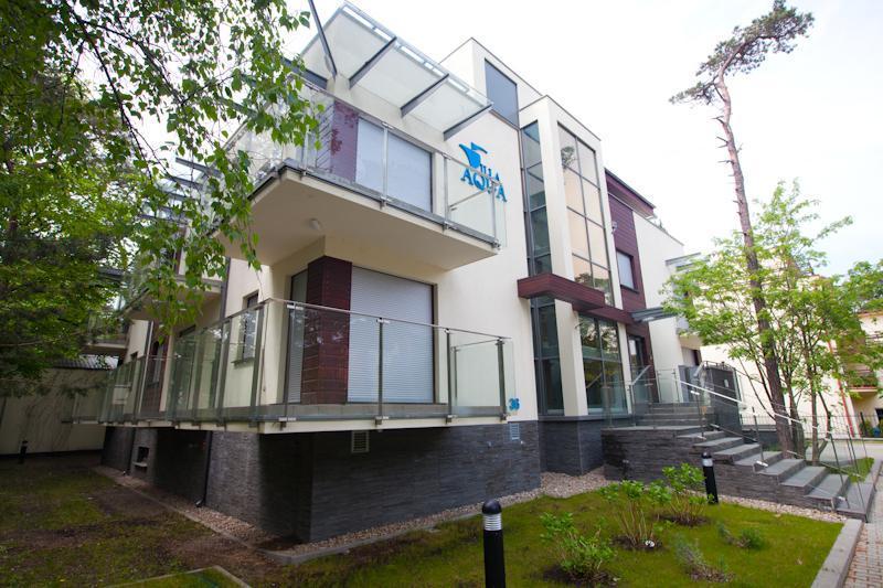 Apartamenty Apartinfo Villa Aqua