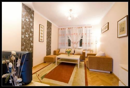 Apartament Patio Szeroka