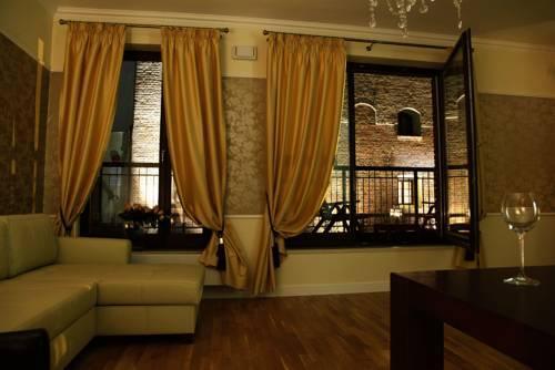 Apartamenty Szafarnia- Apartament Królewski