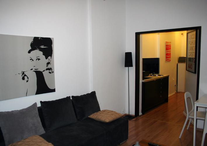 Apartament Przy Żurawiu