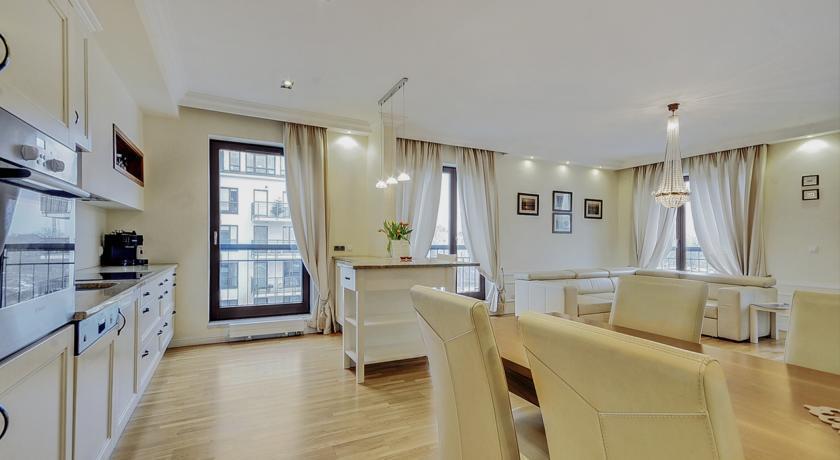Apartamenty Szafarnia- Apartament Gdański