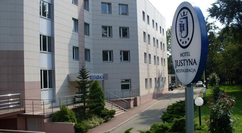 Hotel Justyna