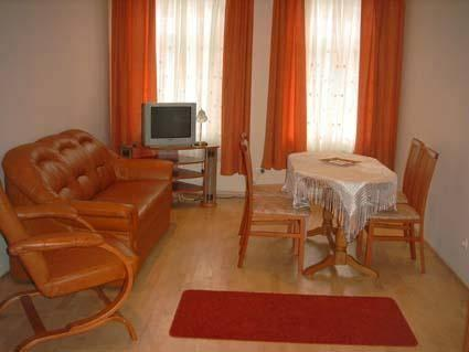 Apartamenty Golden Lion Kalwaryjska