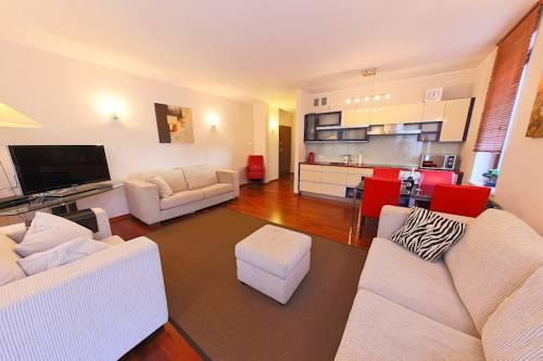 Apartament Waniliowy - Marina Apartments