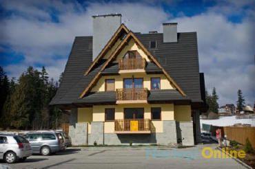Trzy Apartamenty w Tatrach