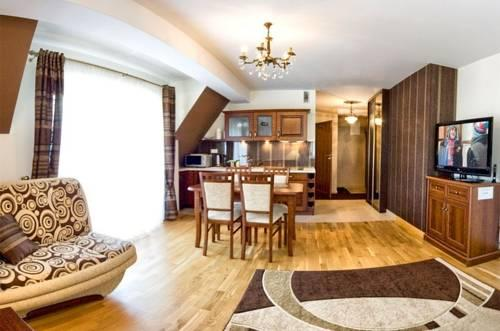 VISITzakopane Lux Apartments